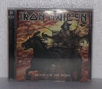 Iron Maiden: Death on the Road - CD Album - 2 Discs